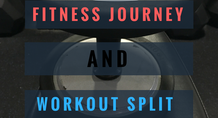 Fitness journey and current workout split
