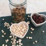 date sweetened granola