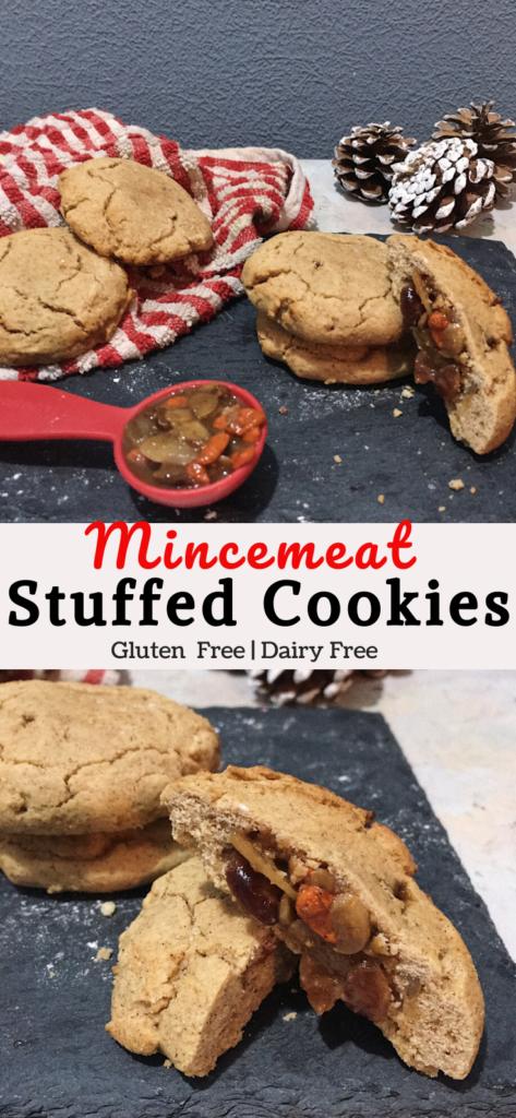 mincemeat cookies double pinterest image
